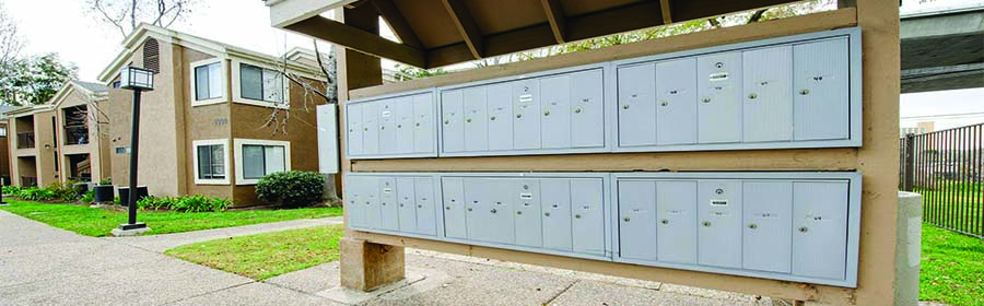 Apartment Mailboxes for Rental Communties and More