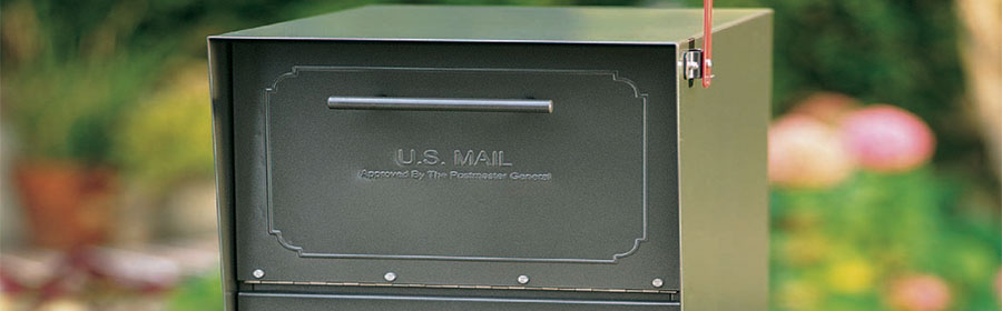 locking mailboxes - Locking Mailboxes