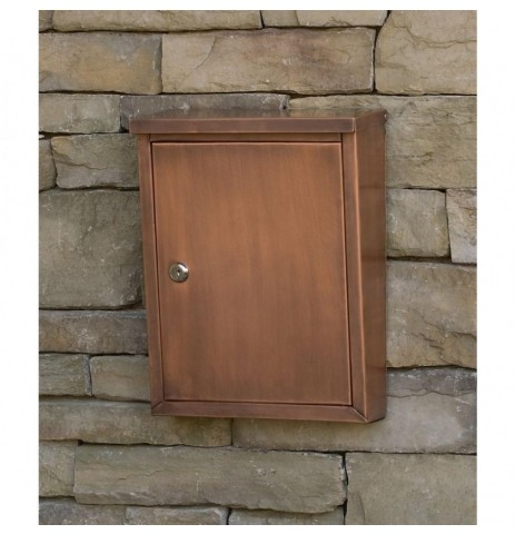Classic Wall Mounted Post Box