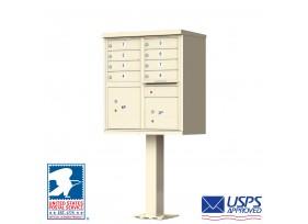 8 Tenant Cluster Box Unit